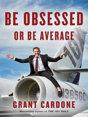 cover image of Be Obsessed or Be Average