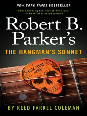 cover image of The Hangman's Sonnet