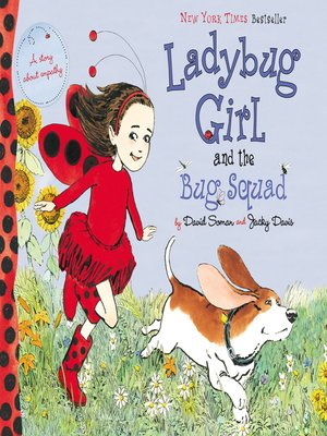 cover image of Ladybug Girl and the Bug Squad