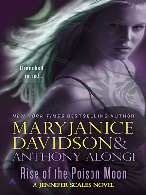cover image of Rise of the Poison Moon