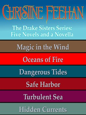 cover image of Magic in the Wind ; Oceans of Fire ; Dangerous Tides ; Safe Harbor ; Turbulent Sea ; Hidden Currents