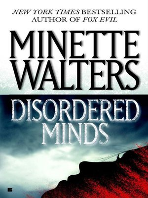 cover image of Disordered Minds