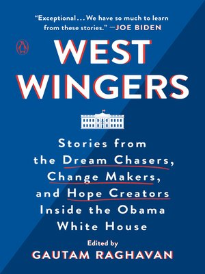 cover image of West Wingers