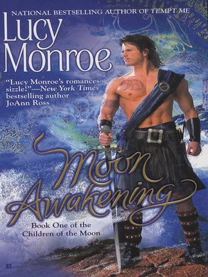 cover image of Moon Awakening