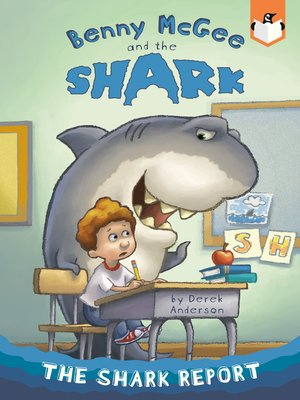cover image of The Shark Report #1