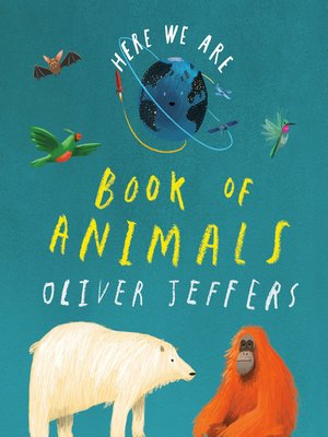 cover image of Here We Are: Book of Animals