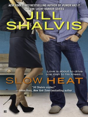 cover image of Slow Heat