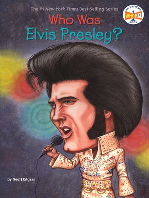 cover image of Who Was Elvis Presley?