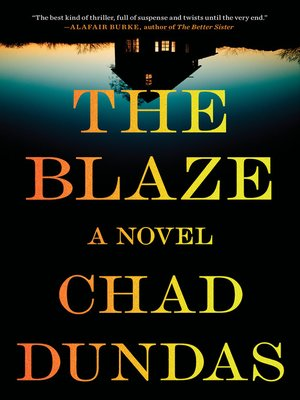 cover image of The Blaze