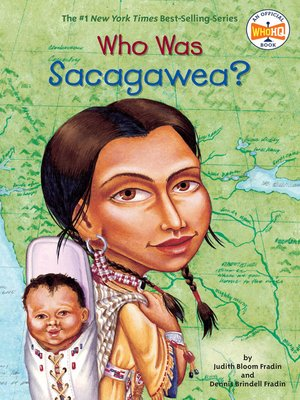 cover image of Who Was Sacagawea?