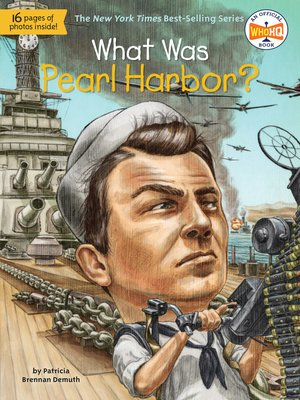 cover image of What Was Pearl Harbor?