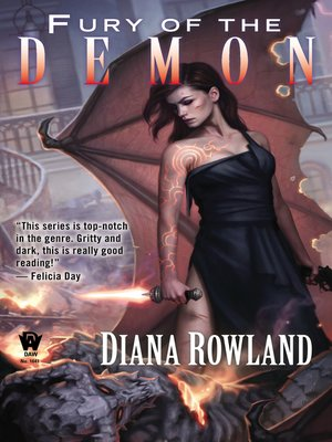 cover image of Fury of the Demon--Demon Novels, Book Six