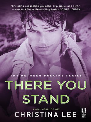 cover image of There You Stand--Between Breaths