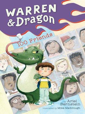 cover image of Warren & Dragon 100 Friends