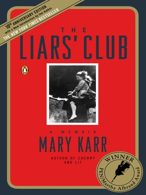 cover image of The Liars' Club