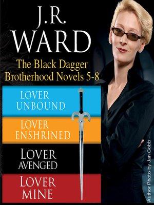 Black Dagger Brotherhood Series Overdrive Rakuten Overdrive