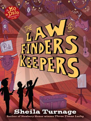 cover image of The Law of Finders Keepers