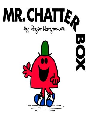 cover image of Mr. Chatterbox