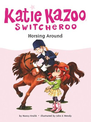 cover image of Horsing Around
