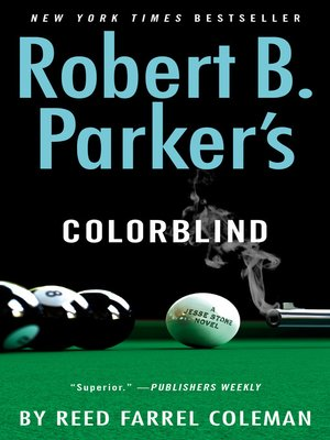 cover image of Robert B. Parker's Colorblind