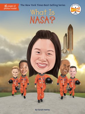 cover image of What Is NASA?