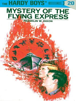cover image of Mystery of the Flying Express