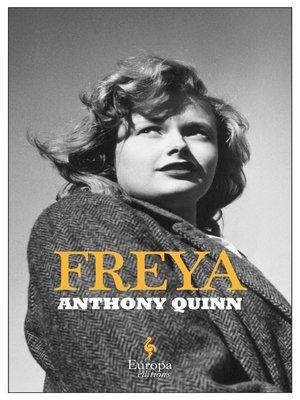 cover image of Freya