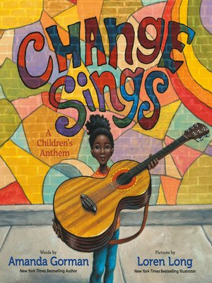 cover image of Change Sings
