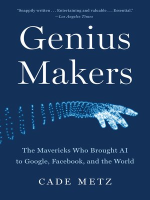 cover image of Genius Makers