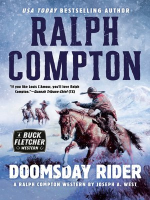 cover image of Ralph Compton Doomsday Rider