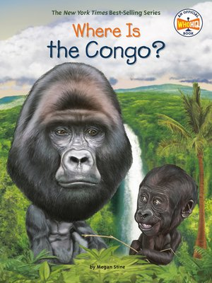 cover image of Where Is the Congo?