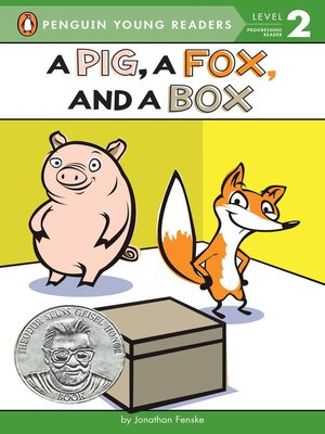 cover image of A Pig, a Fox, and a Box