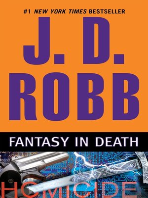 cover image of Fantasy in Death