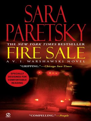 cover image of Fire Sale