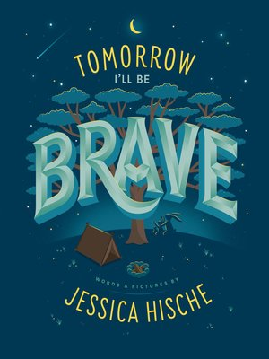 cover image of Tomorrow I'll Be Brave