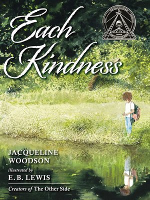 cover image of Each Kindness