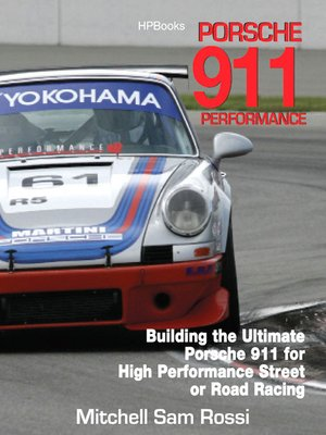 cover image of Porsche 911 HP1489