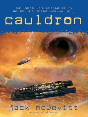 cover image of Cauldron
