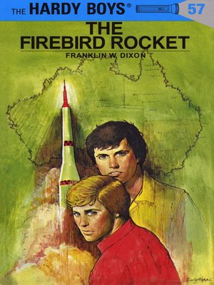 cover image of The Firebird Rocket