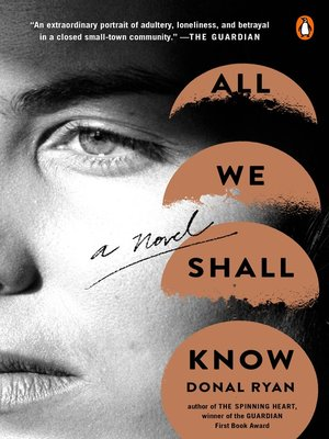 cover image of All We Shall Know