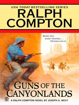 cover image of Guns of the Canyonlands