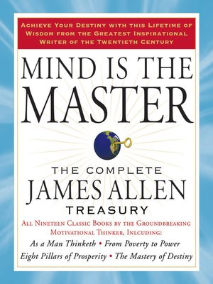 cover image of Mind is the Master