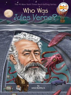 cover image of Who Was Jules Verne?