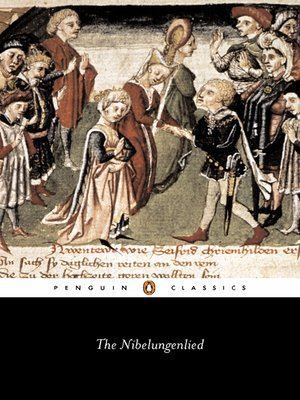 cover image of The Nibelungenlied