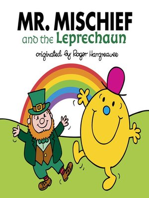 cover image of Mr. Mischief and the Leprechaun