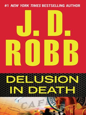 cover image of Delusion in Death