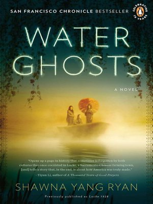 cover image of Water Ghosts