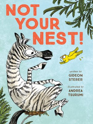 cover image of Not Your Nest!