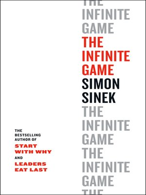 cover image of The Infinite Game