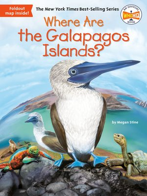 cover image of Where Are the Galapagos Islands?